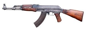 AK-47 Source: Wikipedia