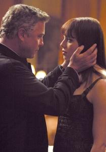 Gil Grissom & Lady Heather Source: CSI