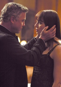Gil Grissom & Lady Heather Source: CSI