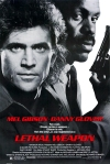 Lethal Weapon moview poster Source: Wikipedia