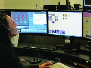 911 Dispatcher Source: HCSO