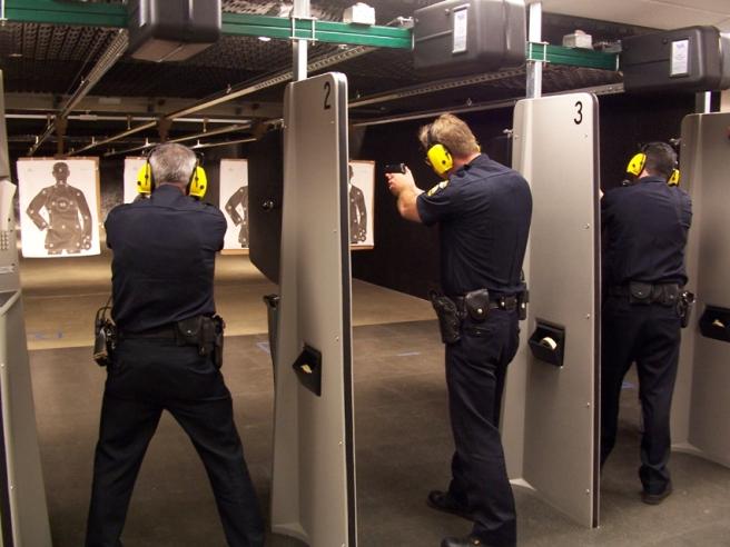 Police Firing Range