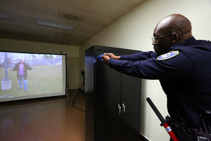 Video simulation Source: Jim Wilson, New York Times